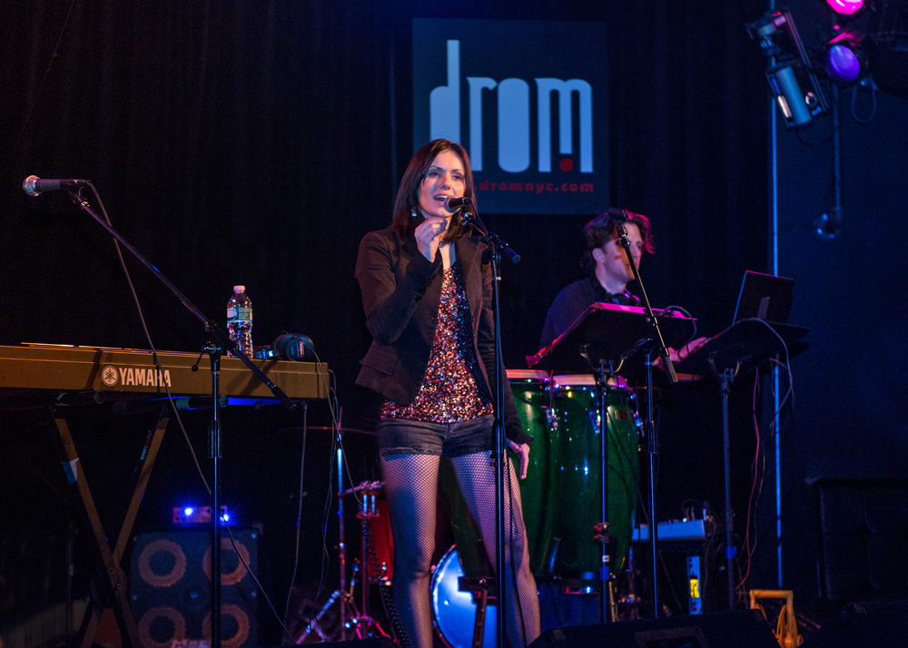 Gagarin Rock Party @ Drom - Apr'2014