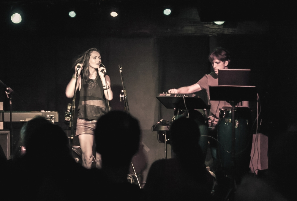 OLYA @ Bar Matchless - Aug'2014