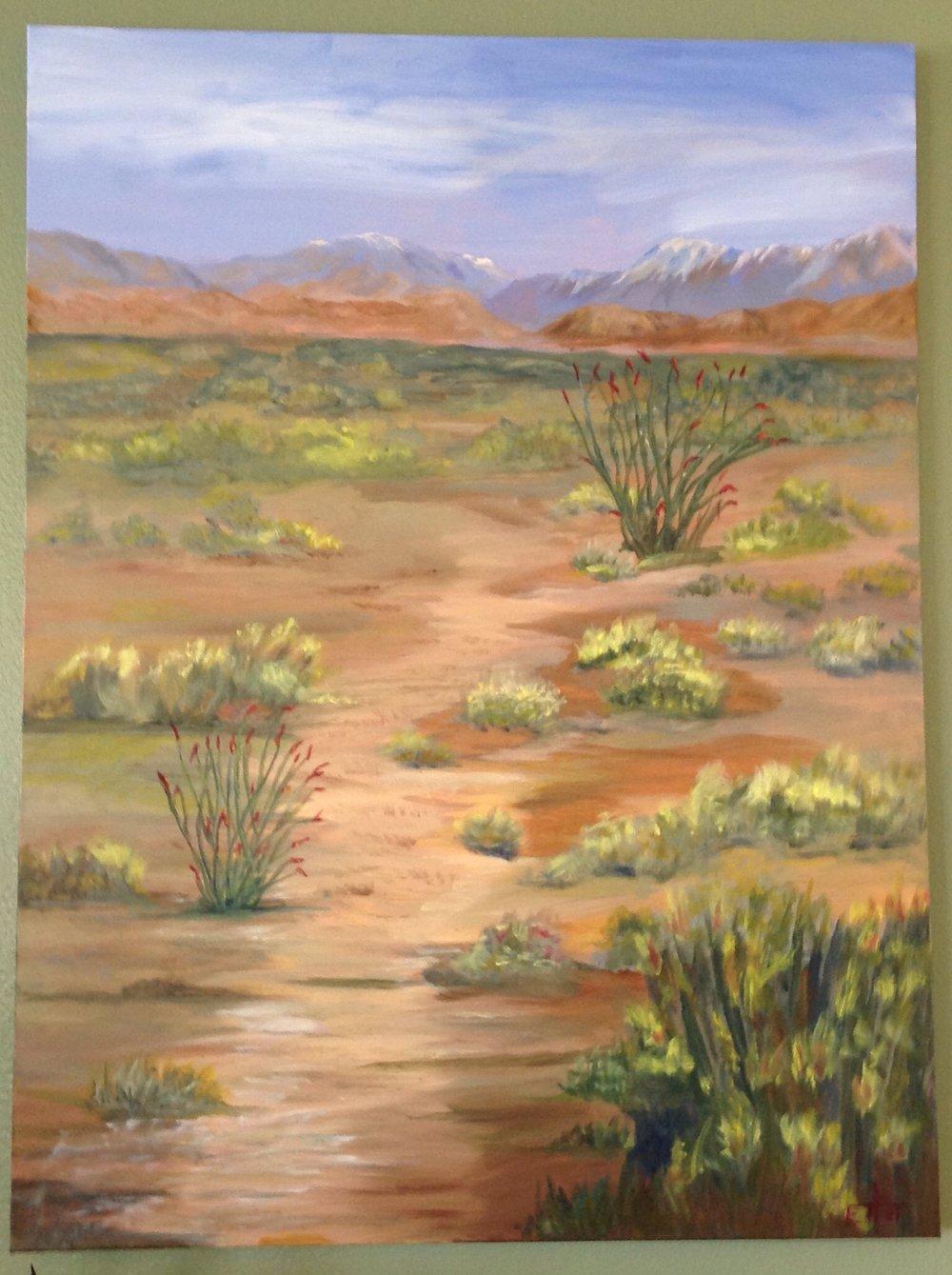 Desert View II
