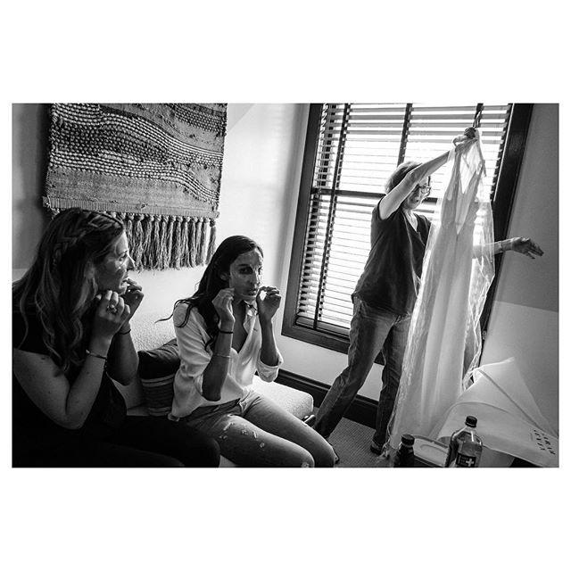 Facial masks & @mayarshah's dress #shahcotti#weddingphotojournalism#bestfriends#bffgoals#gettingready#shenanigans#weddingdress#beautycare#facialmask#bw_lover#storytelling#top_bnw#blackandwhite#natgeoyourshot#결혼식#웨딩드레스