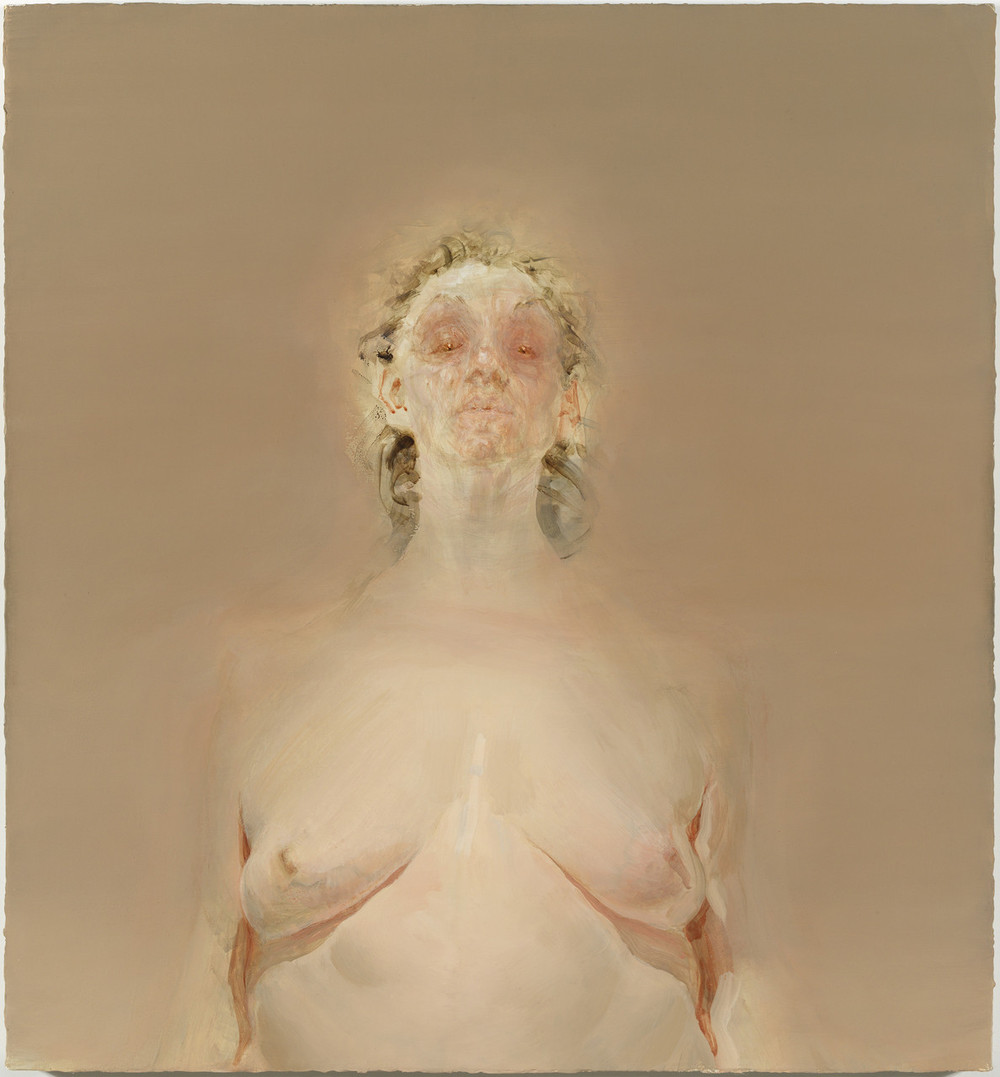 Invisible , 2011 Oil on Linen 30 x 28 in.