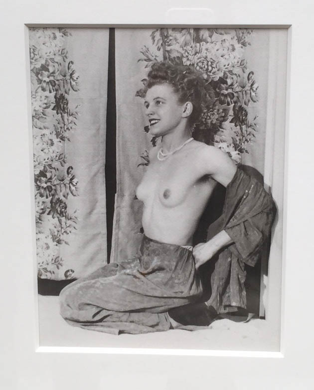 Untitled, c. 1940-52 Silver Gelatin Print 7 1/2 x 9 1/2 in.