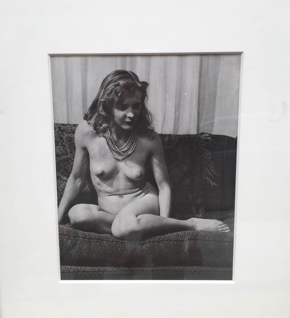 Untitled, c. 1940-51 Silver Gelatin Print 10 x 13 in.