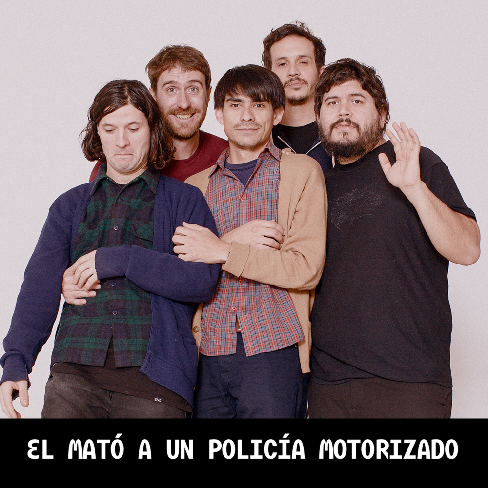 EL MATÓ A UN POLICÍA MOTORIZADO