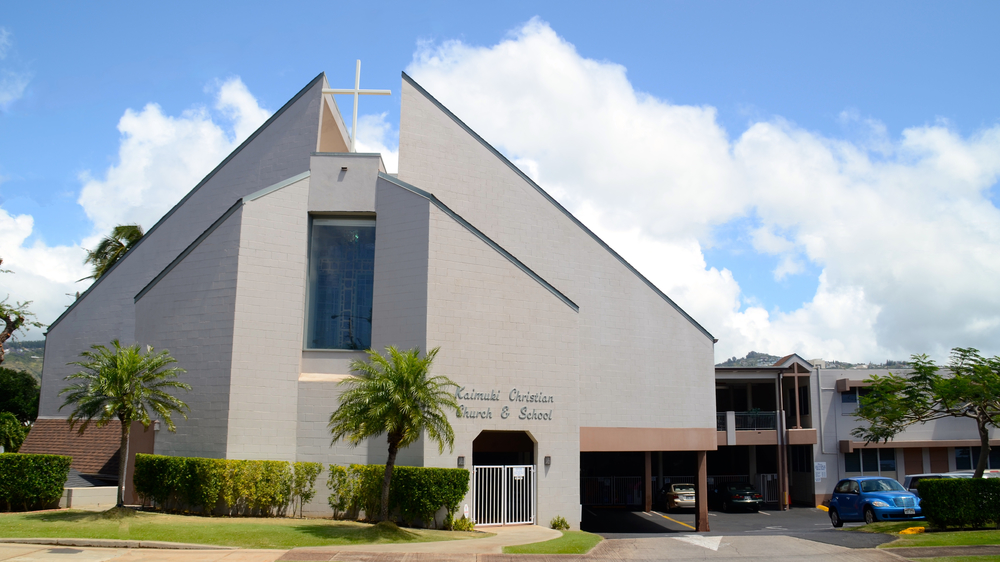Kaimuki Christian Church's Gallagher Hall (1999-present)
