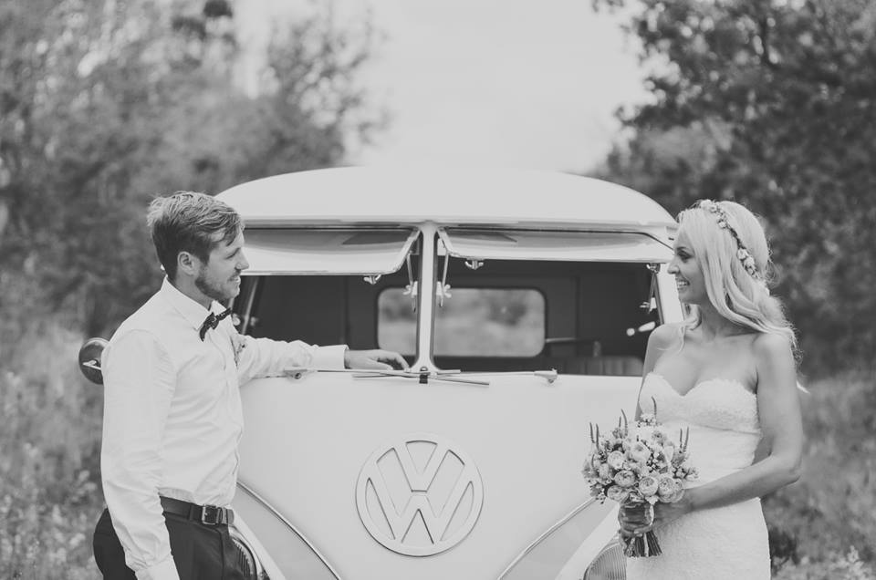 Click here to CONTACT COAST 58 WEDDINGS FOR KOMBI HIRE IN BYRON BAY