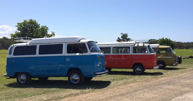 Retrocampervans Byron Bay