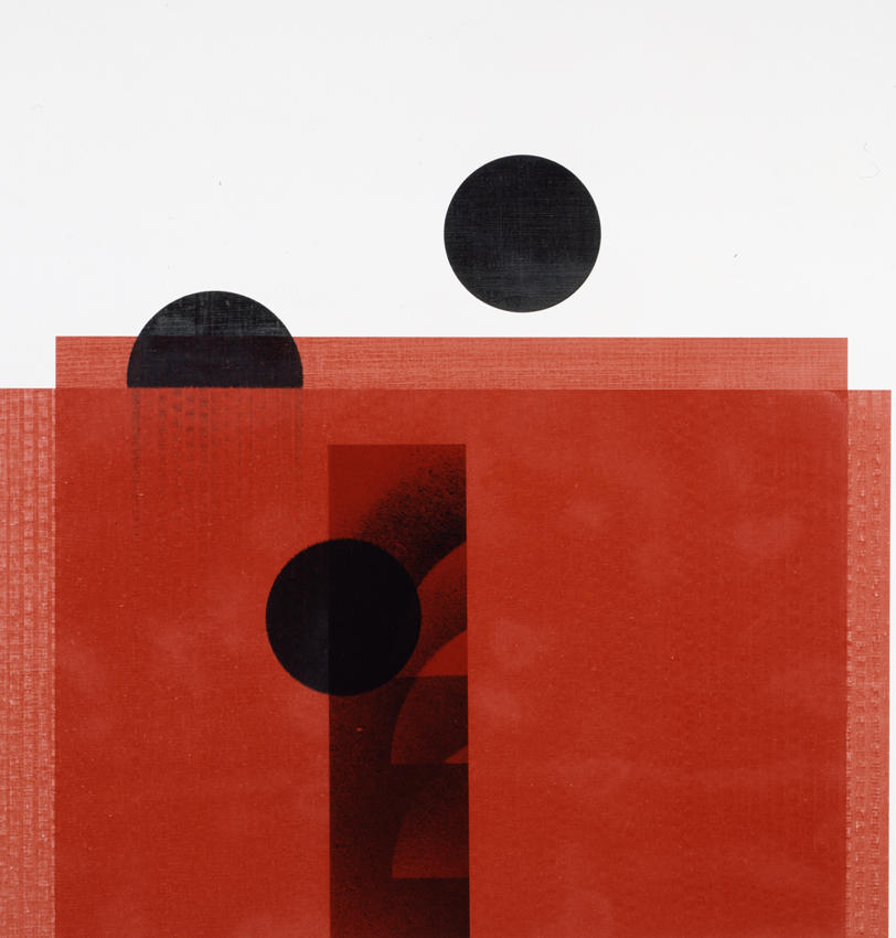 WADE GUYTON,  UNTILED,  2005,  EPSON ULTRACHROME INKJET ON LINEN,  39 X 37 IN,  COURTESY GAVLAK PROJECTS, PALM BEACH