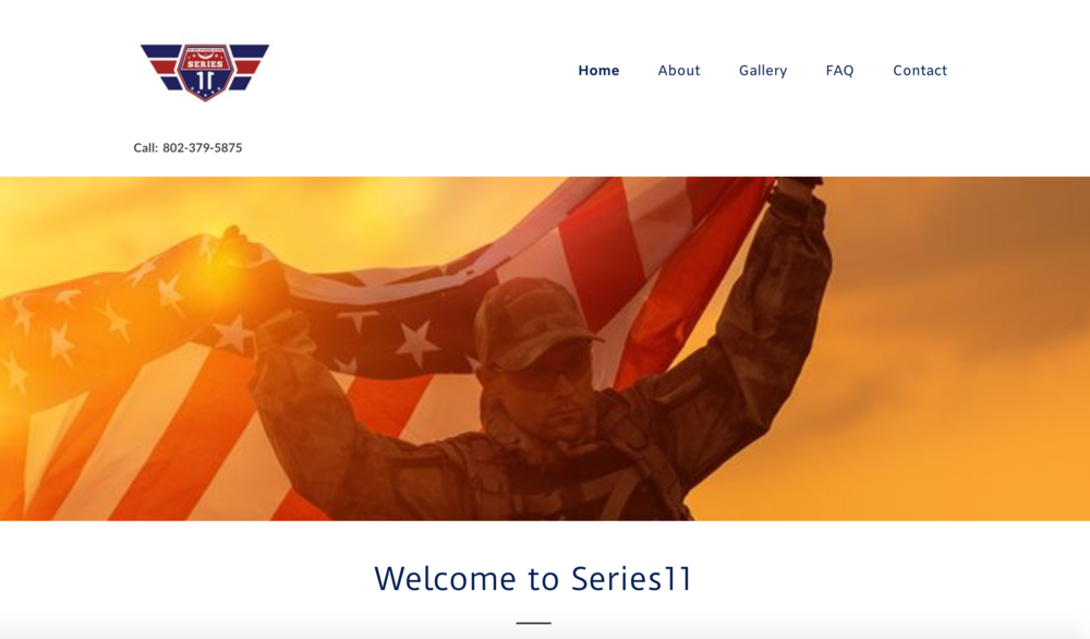 Series11 - Series 11 is a veteran owned and operated small business. We have served our country and we are now committed and dedicated to serving you.  Target Training . Survival Tactics . Endurance Training . Sharp ShootingHunting & Safety