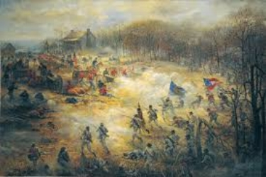 Battle of Pea Ridge (Missouri), March 7-8, 1862