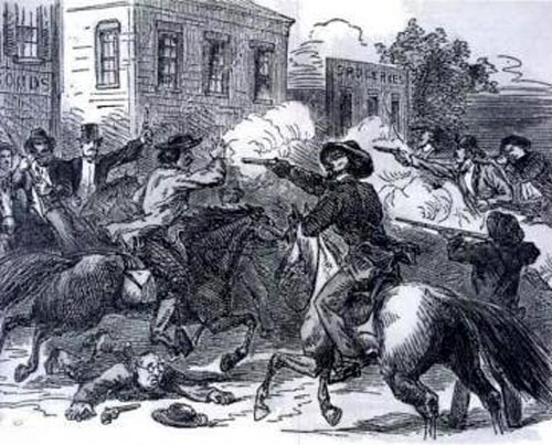 The Sacking of Lawrence  , May 21, 1856