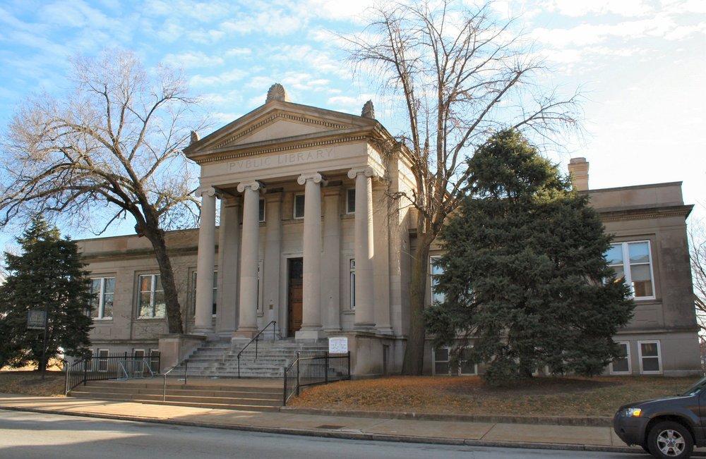 Carondelet Branch, St. Louis Public Library