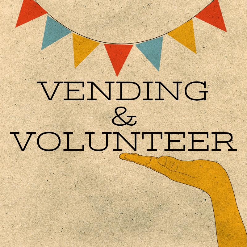 Vending & Volunteer information coming soon!