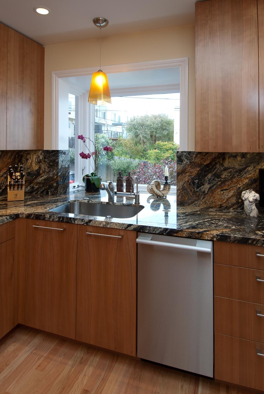 SF walk-up kitchen 3
