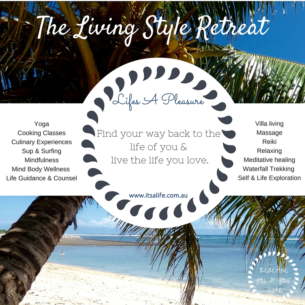 The Living Style Retreat
