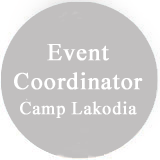 This Could Be You Event Coordinator Camp Lakodia
