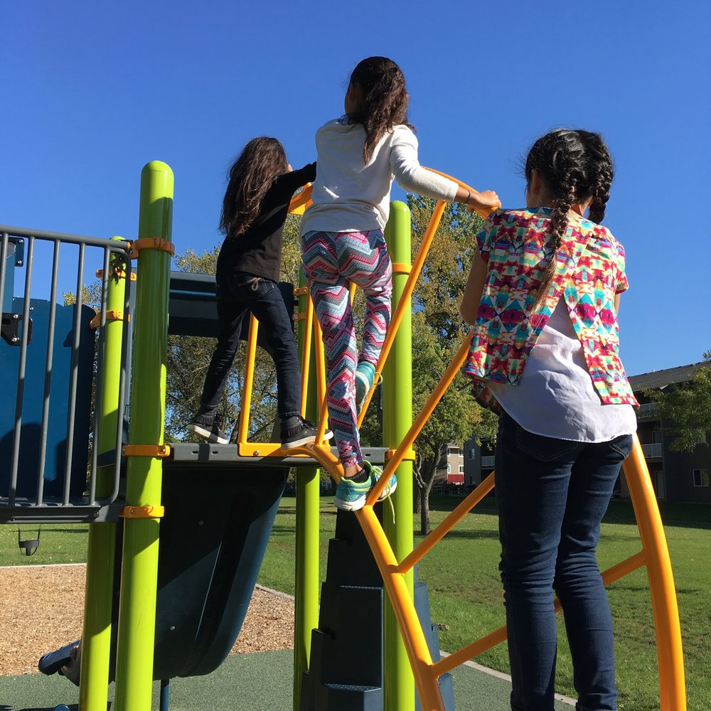 $50.00 – Jump! Making memories and reconnecting with kids they've met along the journey. A day designed to let kids just be kids!