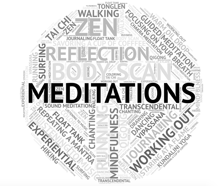 33 Ways to Meditate — Lo Myrick Consulting