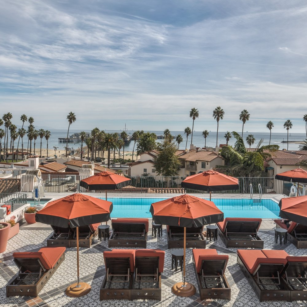 photo: hotel californian