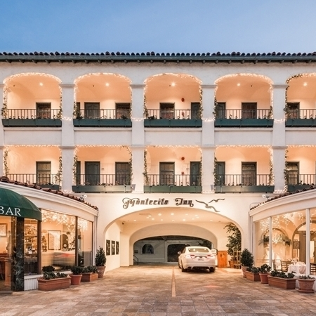 photo: montecito inn