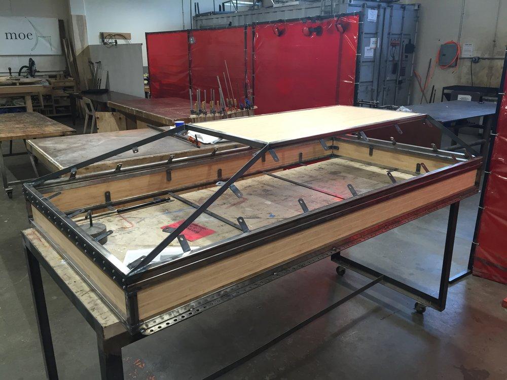 Panel fitting