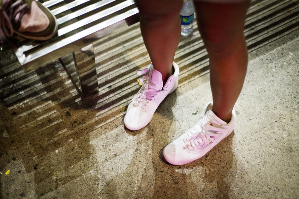 """The Ventilate Experience"" presented by REEBOK CLASSICS and BAIT (L.A.) / Photo: Diane Abapo, SUSPENDMAG.com"