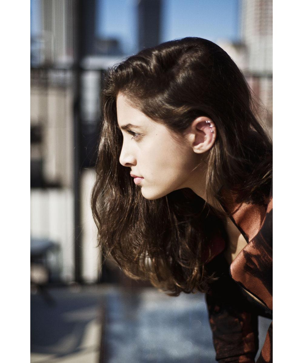 Lara (LA Models) / Photo: Diane Abapo, SUSPENDMAG.com