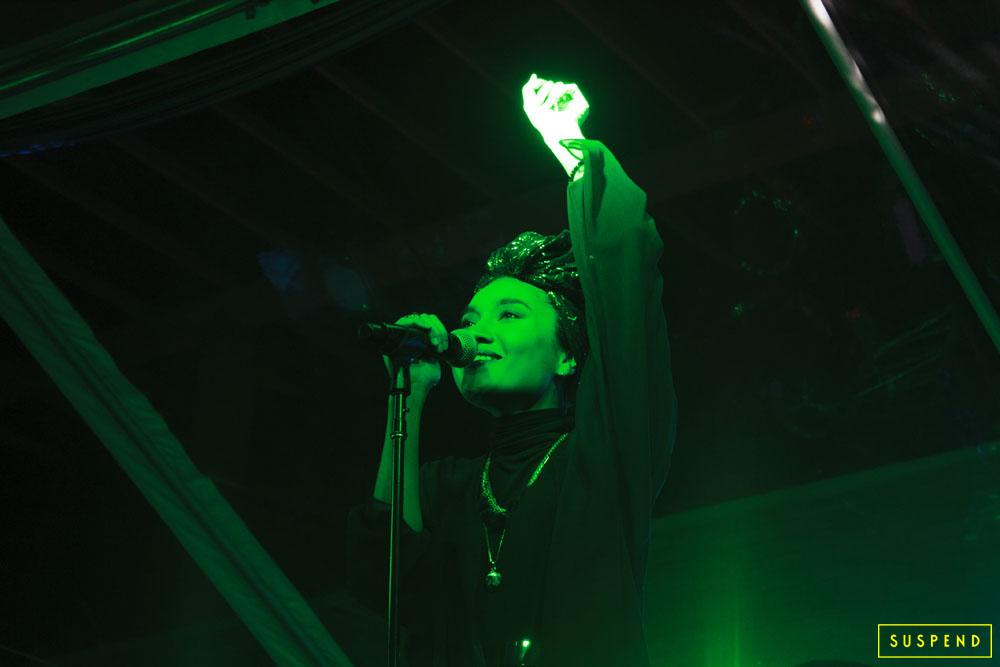 Yuna (UC Riverside) / Photo: Akeem Brandon, SUSPEND Magazine