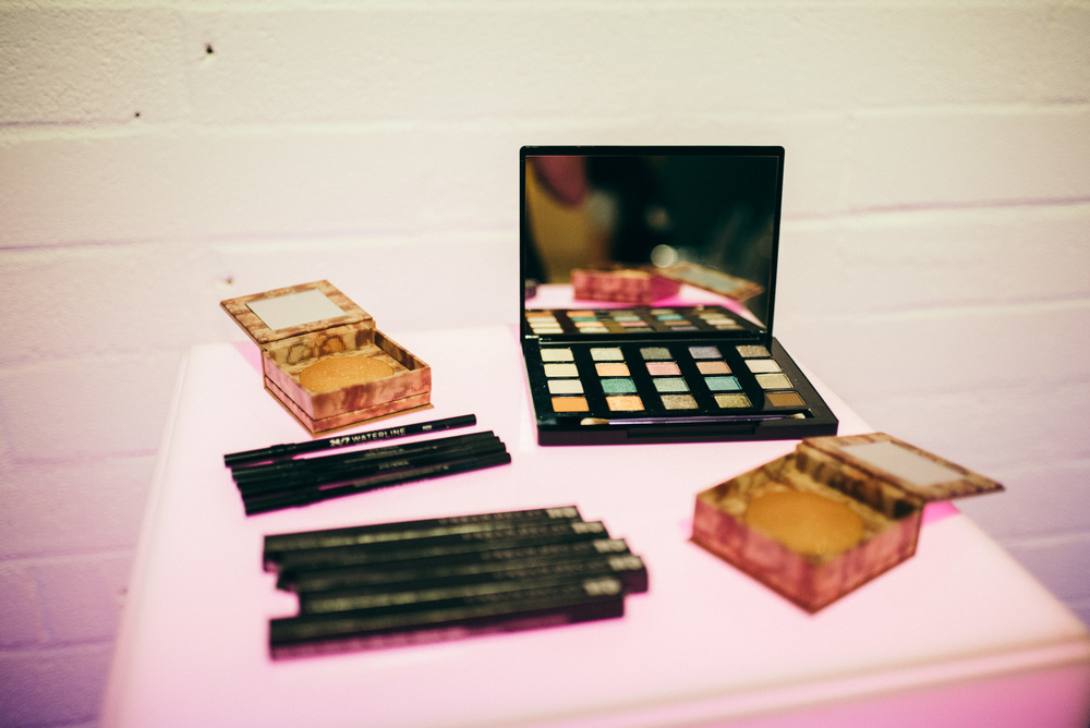 Urban Decay launches VICE4 eyeshadow palette. / Photo © Diane Abapo for SUSPEND Magazine.