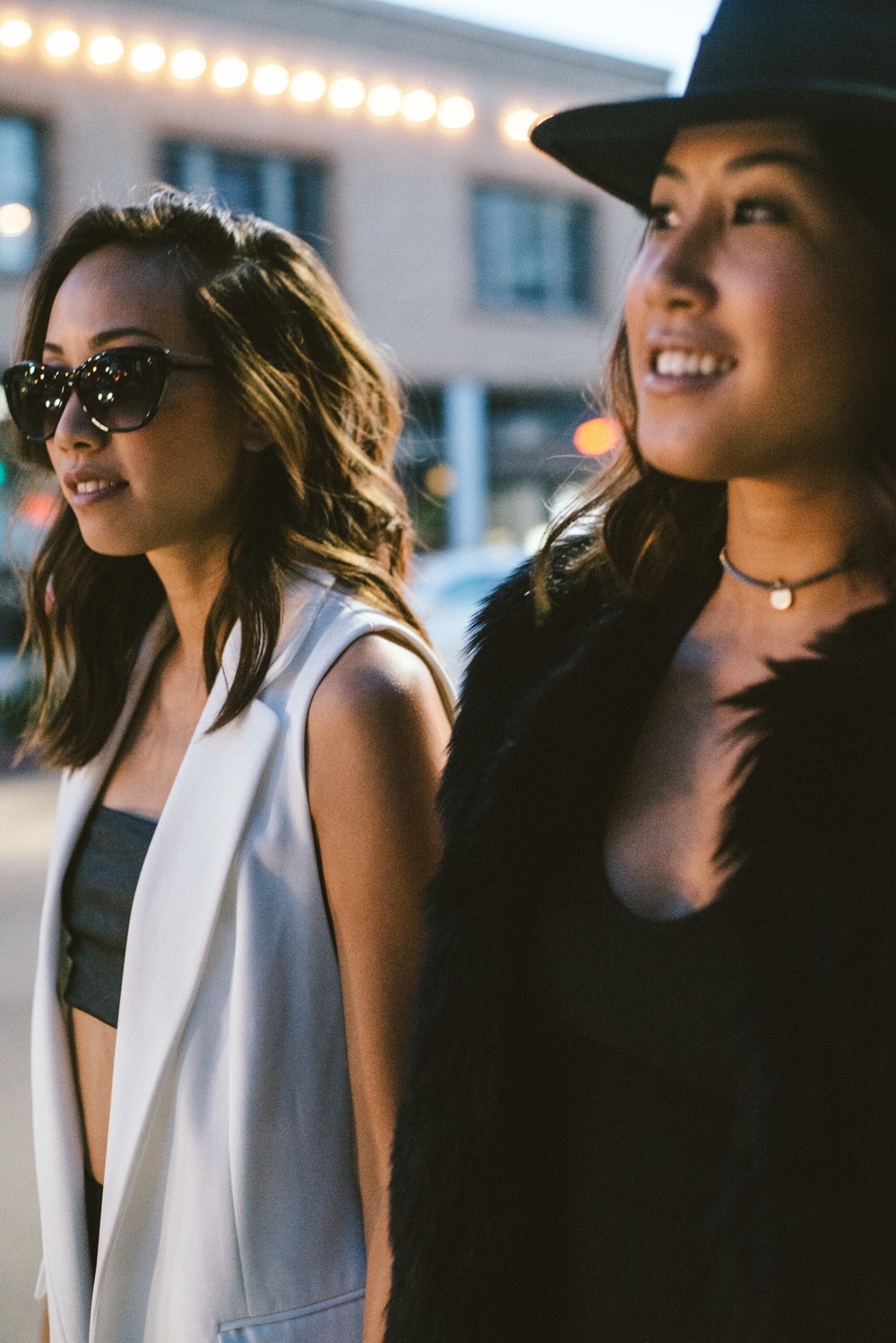 Donna and Joanne Vo of Ladies First Events.  / Photo: © Diane Abapo for SUSPEND Magazine.