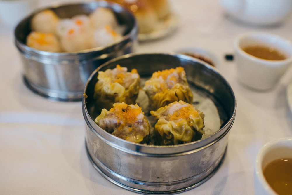 GIMFS: Ocean Seafood in Chinatown. Shiu Mai. / Photo: © Diane Abapo for SUSPEND Magazine