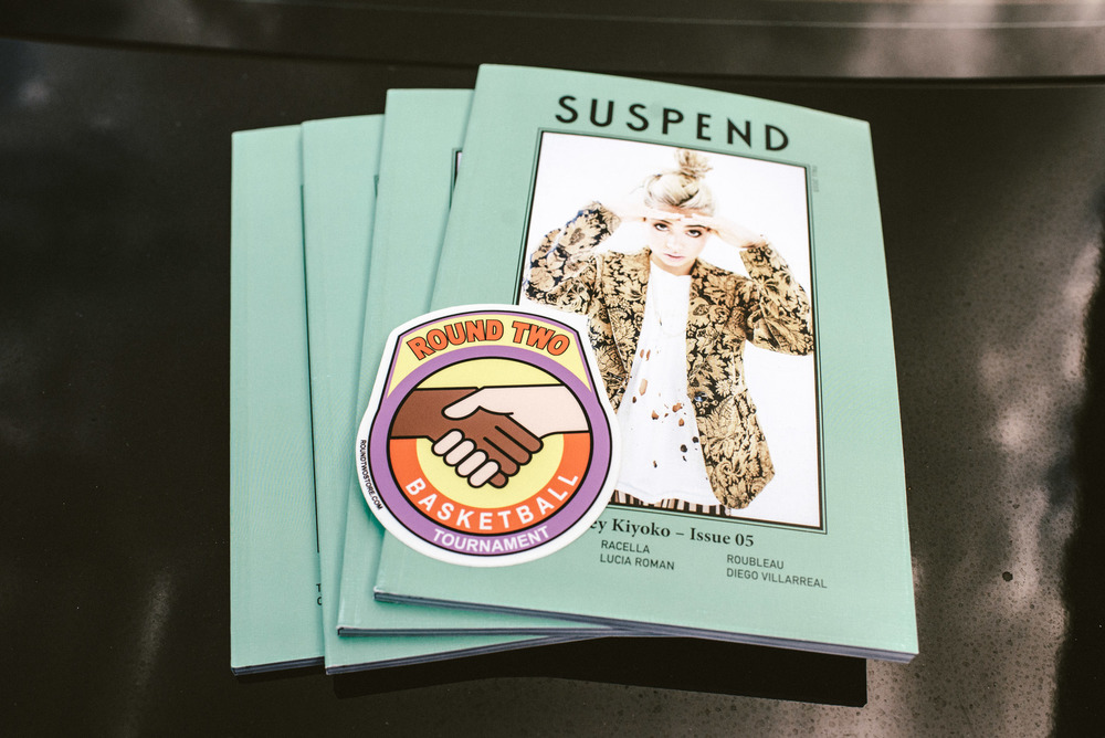 We dropped off a stack of ISSUE 05 at Round Two Hollywood on Melrose Ave. / Photo: © Diane Abapo for SUSPEND Magazine