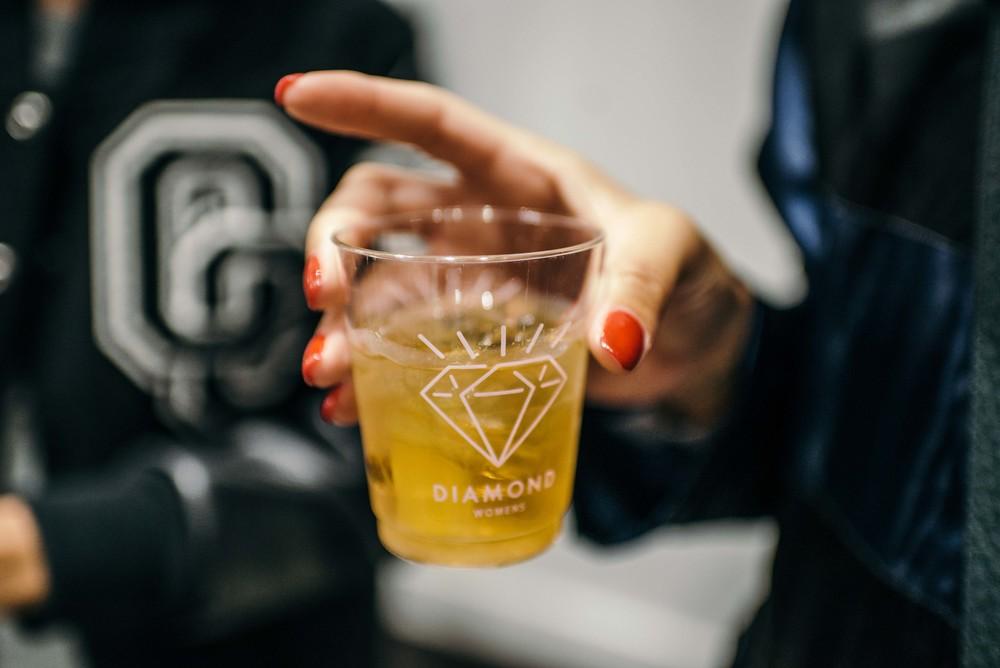 Diamond Womens Launch at Diamond Supply on Fairfax (Nov 13)./Photo: © Diane Abapo for SUSPEND Magazine.
