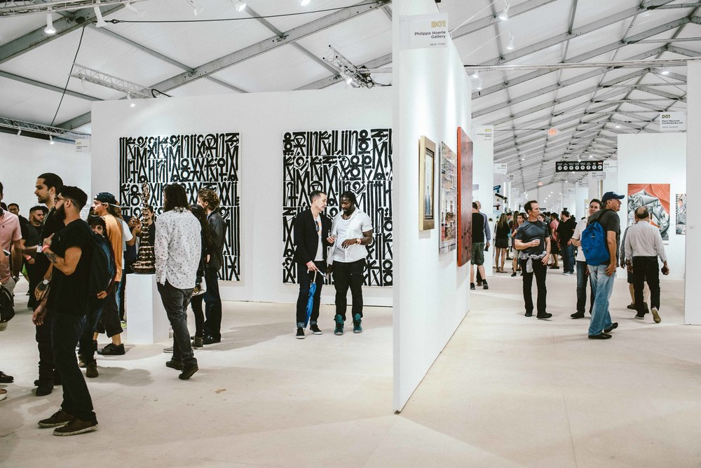Scope Art Fair 2015. / Photo: © Diane Abapo for SUSPEND Magazine.