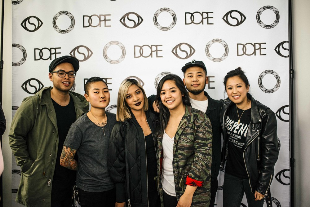 Sandalboyz Launch at Dope Fairfax (Jan 22). / Photo: © Diane Abapo for SUSPEND Magazine.