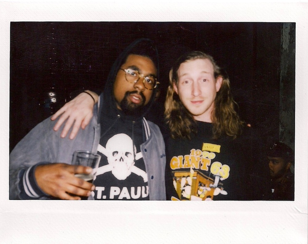 Hugh Augustine x Asher Roth at the 1-year A/S/L Anniversary at The Lash (Feb 17). / Photo: © Obi O. at FriendsOnly™