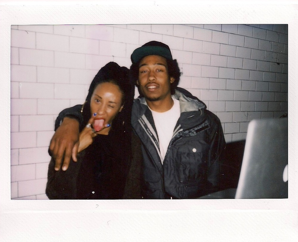 Ms. Jck Davey x OG Dany from FriendsOnly at the 1-year A/S/L Anniversary at The Lash (Feb 17). / Photo: © Obi O. at FriendsOnly™