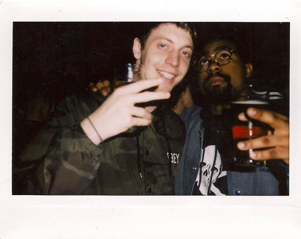 LUMBERJVCK x Hugh Augustine at the 1-year A/S/L Anniversary at The Lash (Feb 17). / Photo: © Obi O. at FriendsOnly™