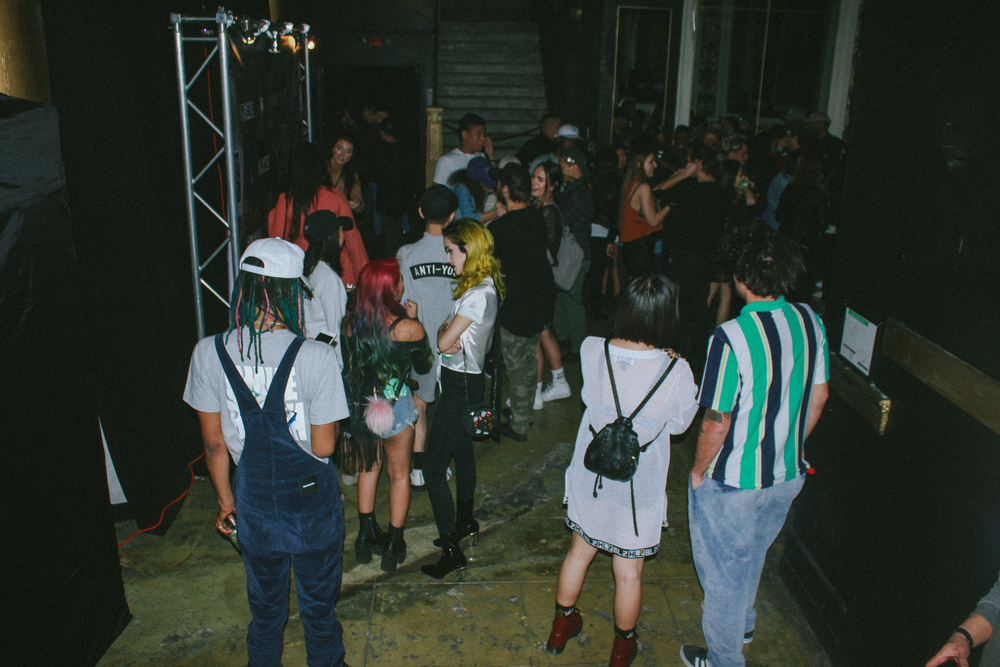 SUSPEND Magazine ISSUE 06 Launch at Globe Theater (Feb 11). / Photo: © Emil Ravelo, SUSPEND Magazine.