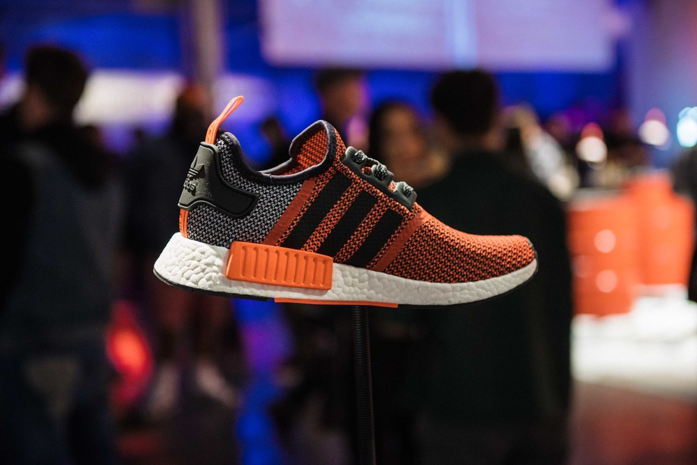 Adidas Originals NMD Event in Los Angeles (March 25). / Photo: © Diane Abapo for SUSPEND Magazine.