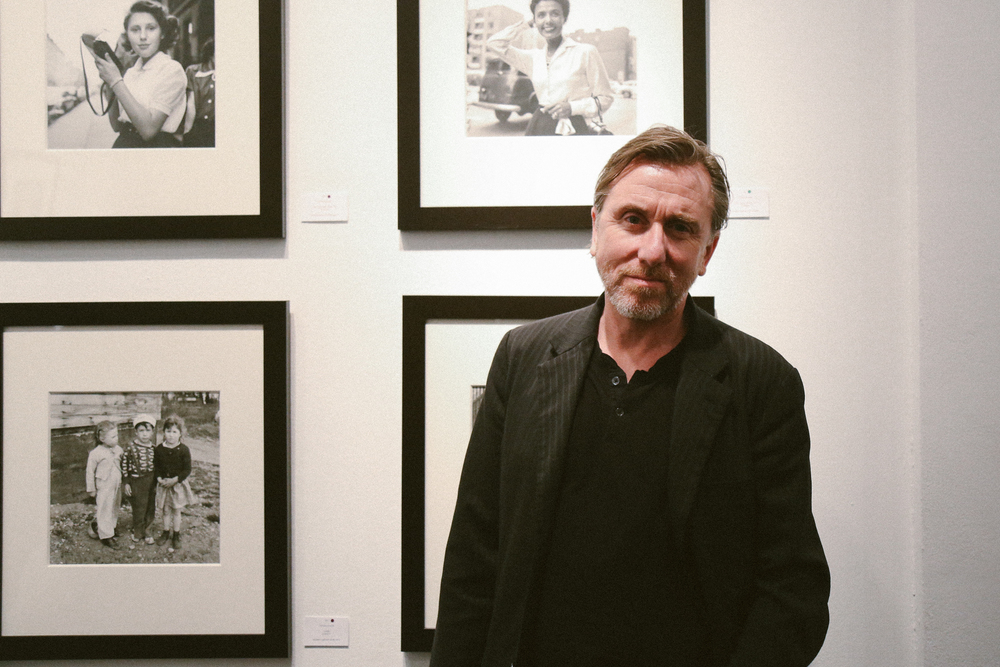 Vivian Maier selected photos exhibit hosted by Tim Roth at the Merry Karnowsky Gallery. / Photo: © Angella Choe for SUSPEND Magazine.