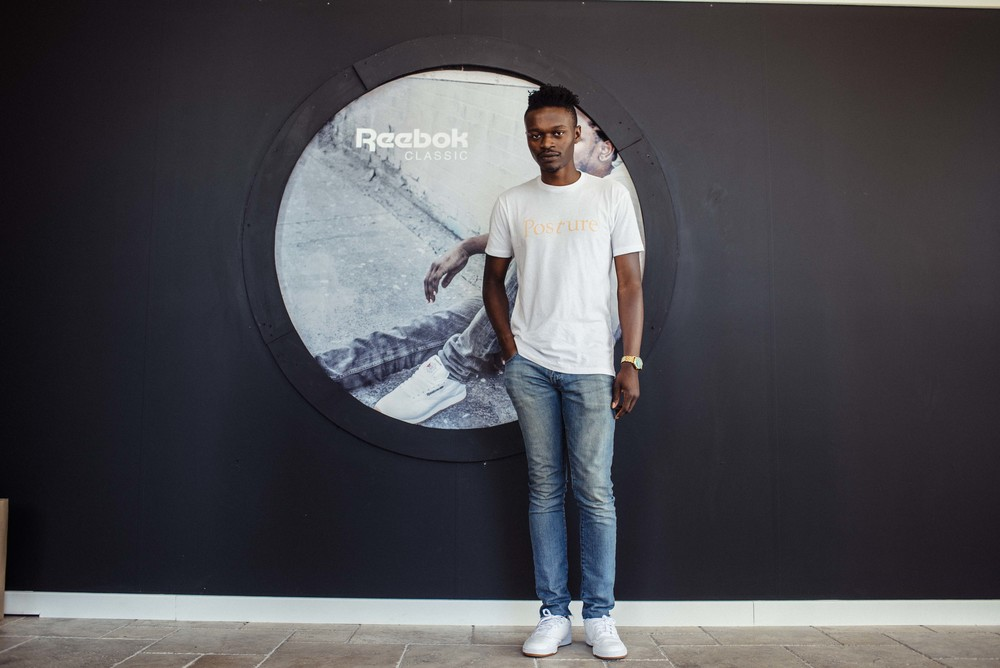 Reebok Classics event in Downtown Los Angeles hosted by Theophilus Martins. / Photo: © Diane Abapo for SUSPEND Magazine.