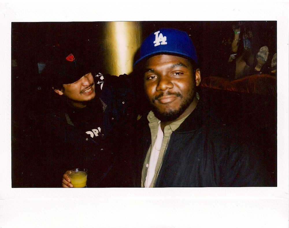 Warm Brew / Photo © FriendsOnly™ Club at the SUSPEND ISSUE 06 Release (Feb 11).