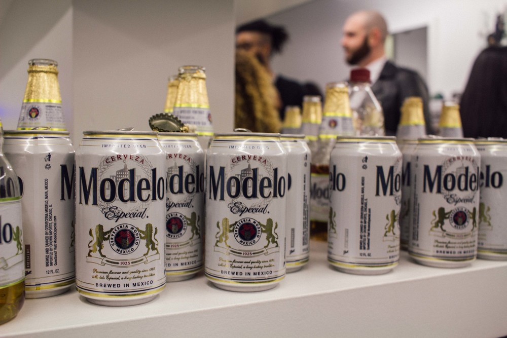 "SUSPEND Presents ""Dope After Hours"" with DOPE x Modelo™ / Photo: © Diane Abapo for SUSPEND Magazine"