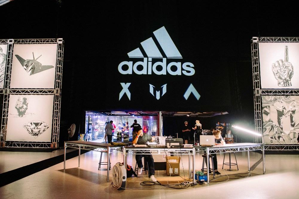 Adidas Mercury Center. / © Diane Abapo for SUSPEND Magazine.