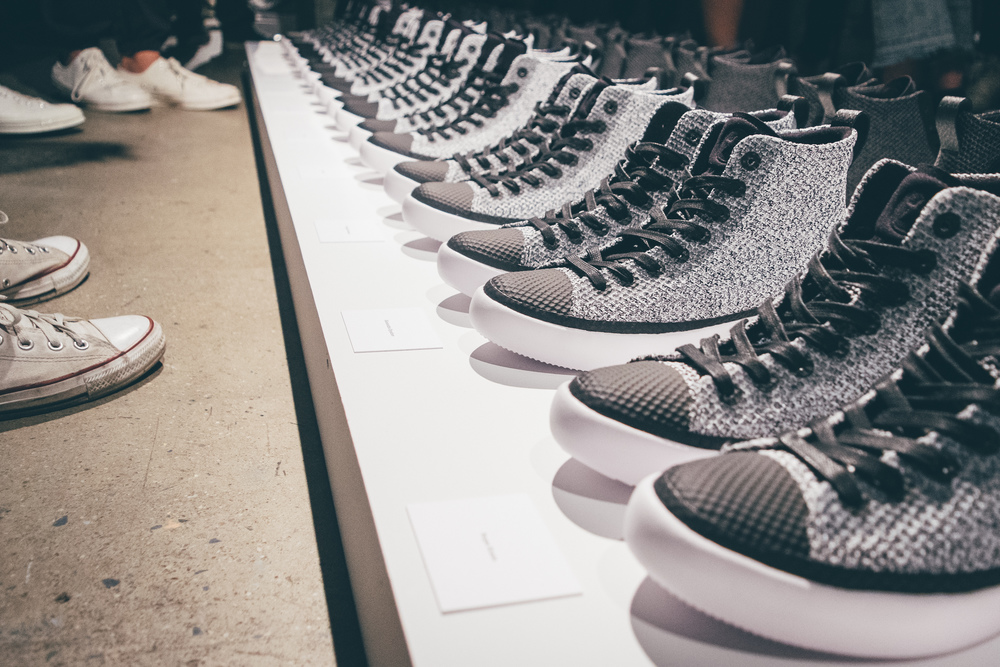 Converse unveils All Star Modern sneaker in NY. / Photo: © Nabil Miftahi for SUSPEND Magazine