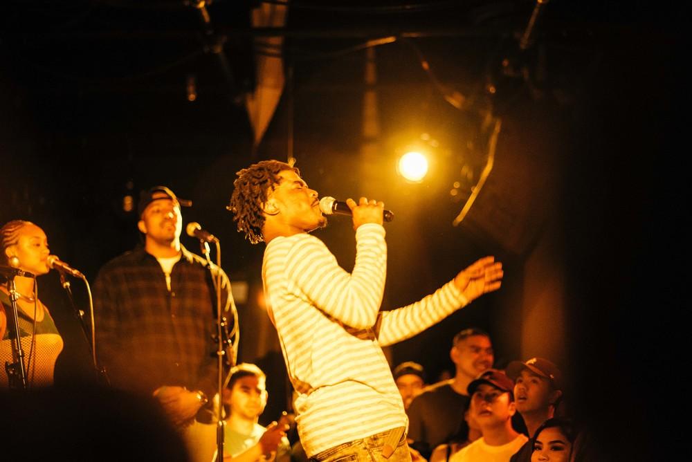 Smino at Lyric Theater (June 7). / Photo: © Diane Abapo for SUSPEND Magazine