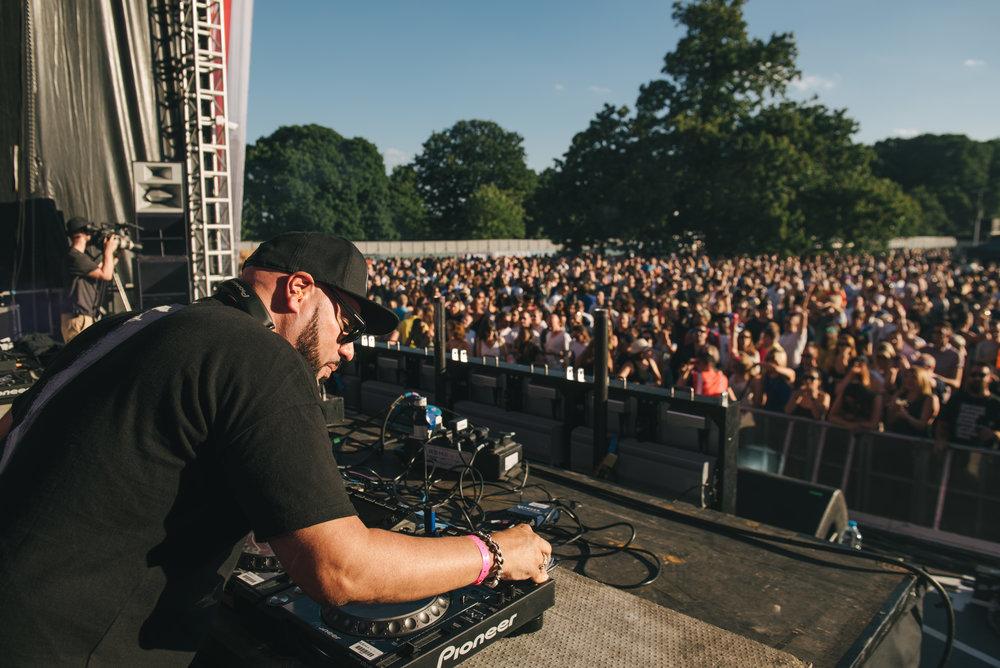 51st State Festival at Trent Park. Photo © Marc Sethi