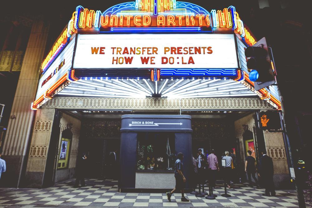 WeTransfer Presents: How We Do: LA / Photo: Jennica Abrams