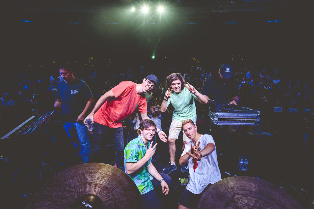 WeTransfer Presents: How We Do: LA with BADBADNOTGOOD / Photo: Jennica Abrams